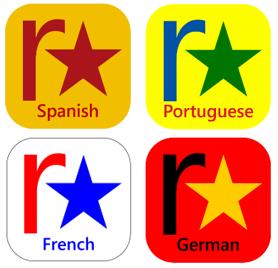RoteStar icon set